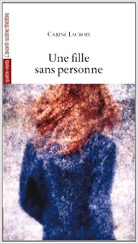 couverture du livre une fille sans personne